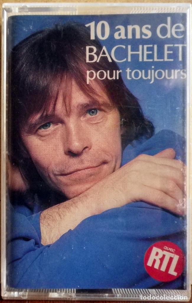 Pierre Bachelet En L An 2001 : pierre, bachelet, Pierre, Bachelet, Pourtoujou, Cassettes, Todocoleccion, 114938299