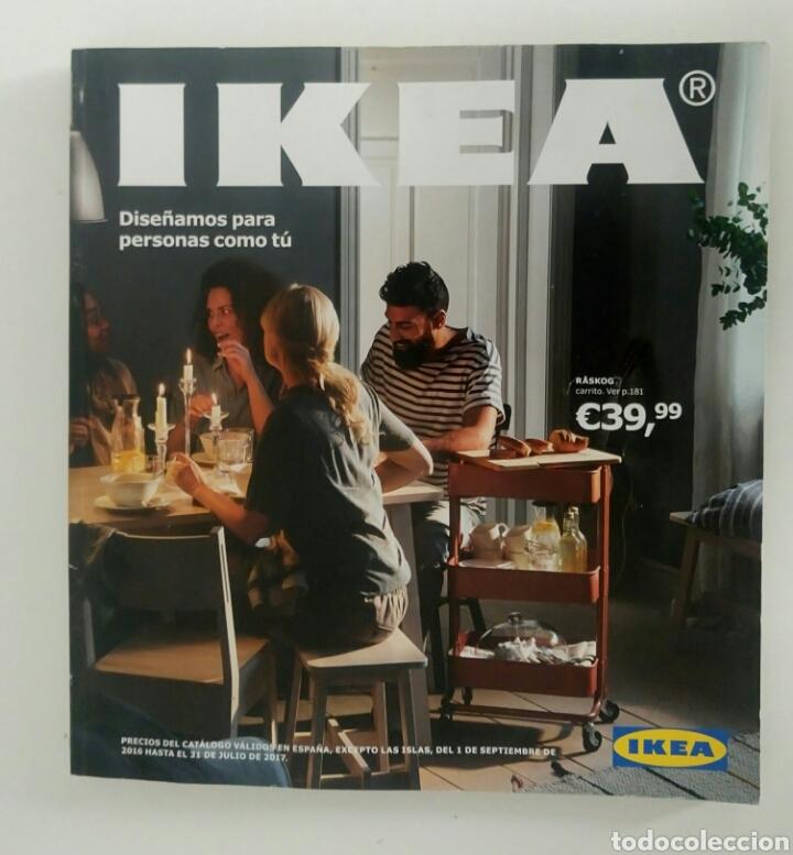 Catalogo Ikea 2017 Decoracion Muebles
