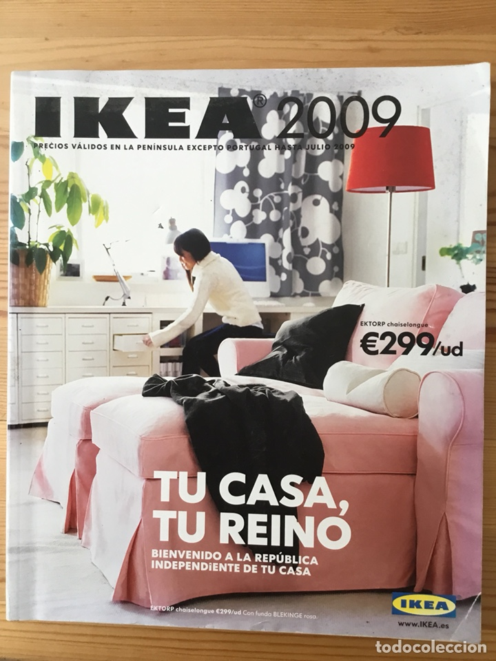 Catalogo Ikea Año 2009