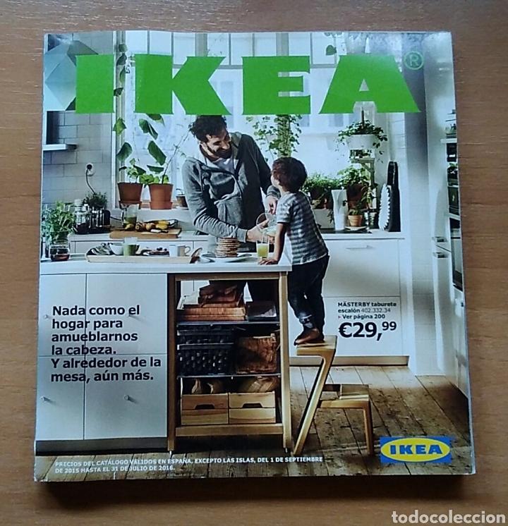 Libro Catalogo Ikea 2016 Decoracion Muebles