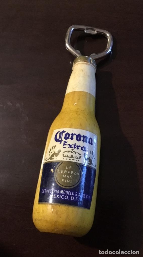 abrebotellas cerveza corona