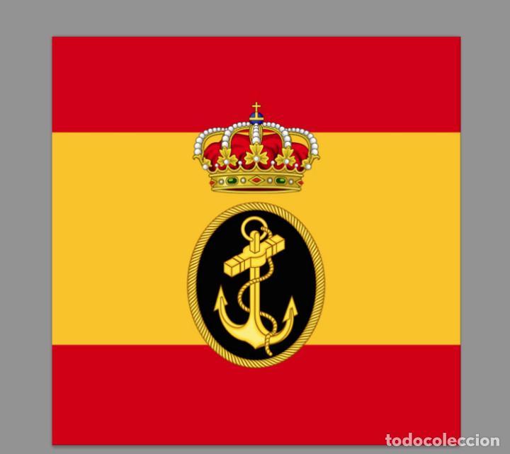 azulejo 15x15 con el escudo de la armada espao  Comprar
