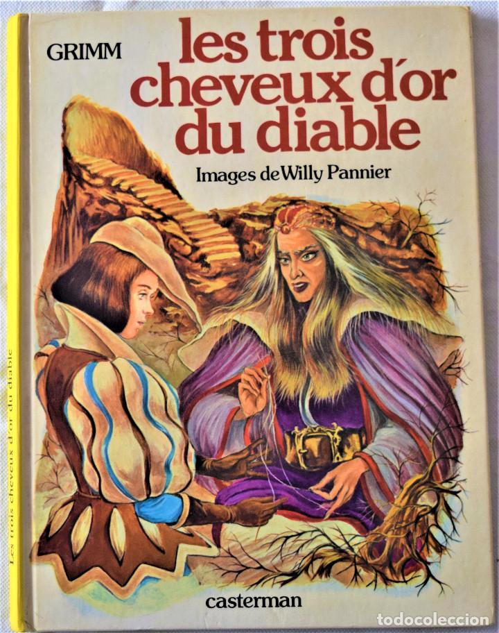 Les Trois Cheveux D Or Du Diable : trois, cheveux, diable, Comic, Frances, Trois, Cheveux, D´or, Diabl, European, Comics, Todocoleccion, 195002572