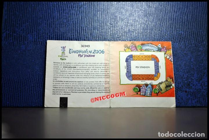 entrada ticket pase sevilla fc vs middlesbrough - Comprar Entradas de Fútbol Antiguas en todocoleccion - 206551997