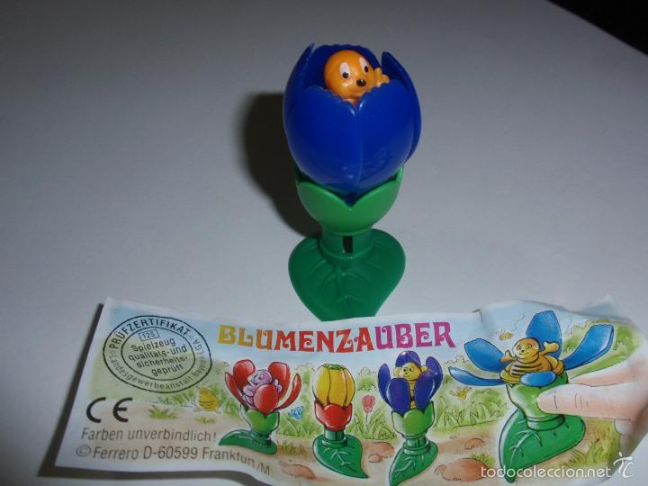 Resultado de imagen de flores huevos kinder