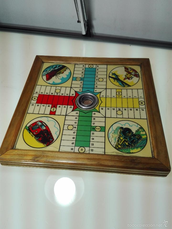 Juegos De Mesa Antiguos De Madera