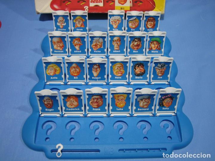 juego de mesa quin es quin de hansbro 1994  Comprar