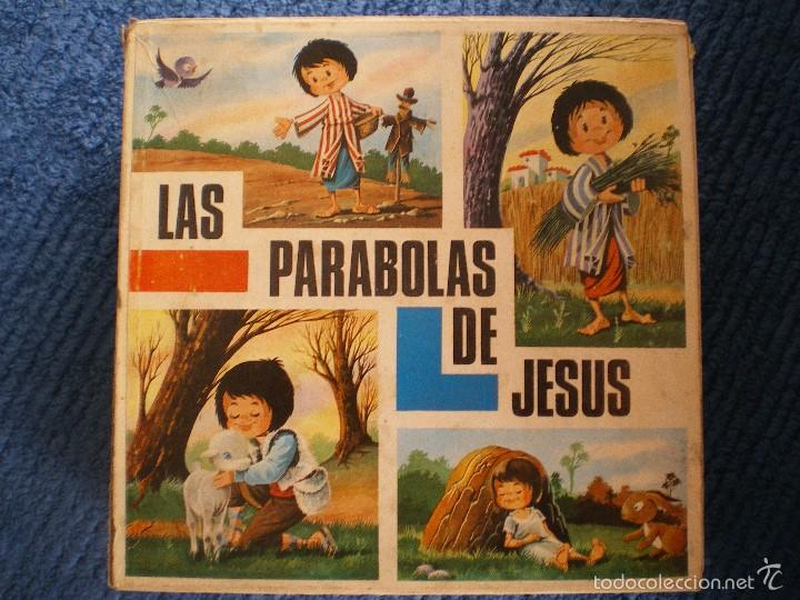 Las Parabolas De Jesus Coleccion Completa 12 L Buy Books Of Fairy Tales At Todocoleccion 60116079