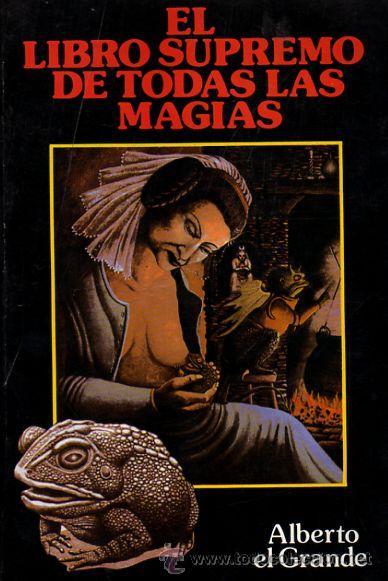 Resultado de imagen para libro supremo de todas las magias