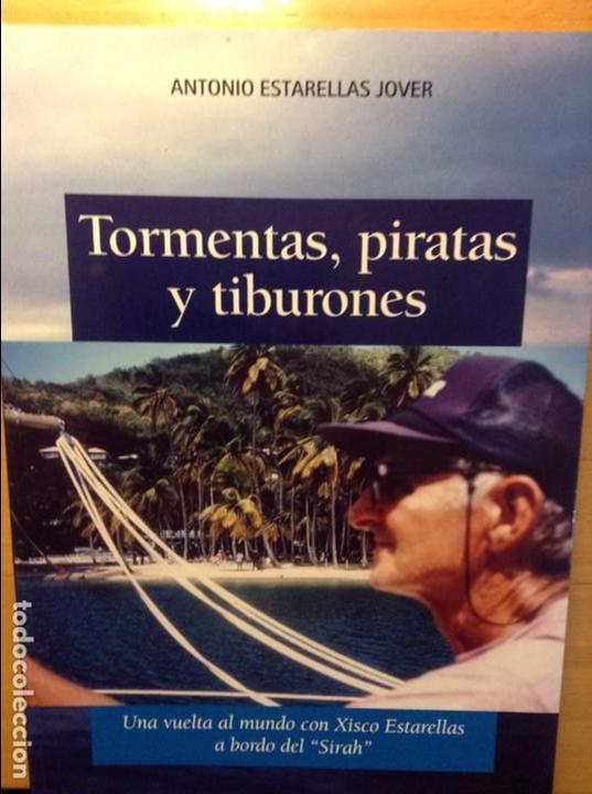 Tormentas, piratas y tiburones