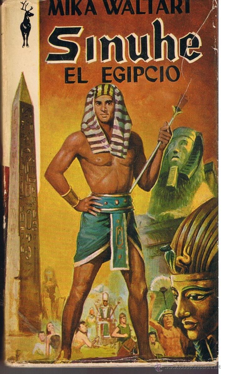 Resultado de imagen de sinuhé el egipcio