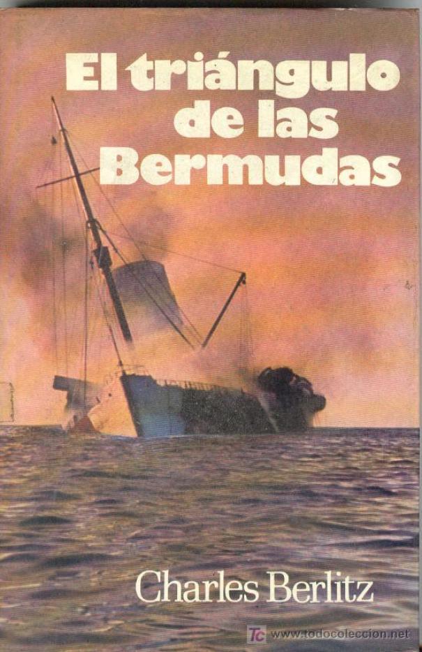 Resultado de imagen para El Triángulo de las Bermudas libro