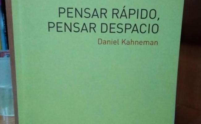 Pensar Rapido Pensar Despacio Daniel Kahneman Comprar Libro 9788483068618 Dubai Khalifa