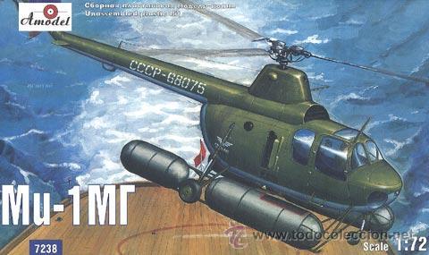 Resultado de imagen para helicóptero Mi-1MG
