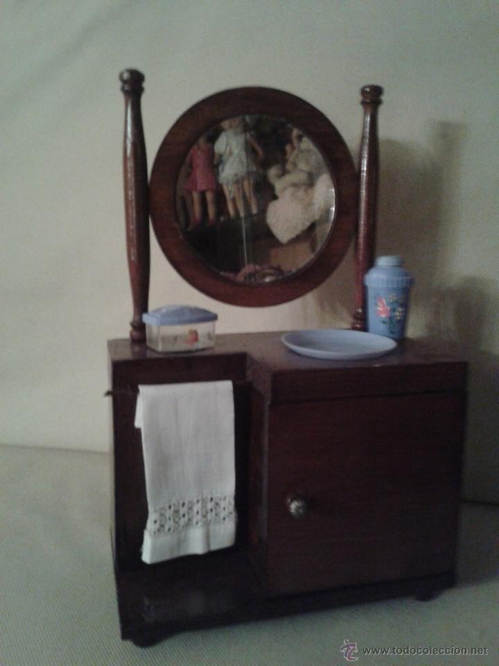 precioso mueble coqueta antiguopara dormitorio  Comprar