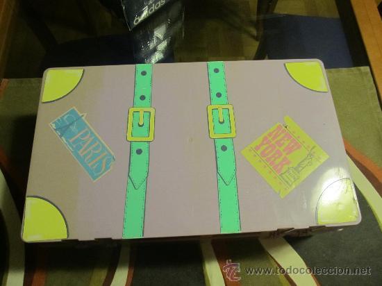 m69 antigua maleta armario de nancy aos 90 dif  Comprar