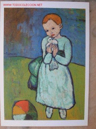 Resultado de imagen de niño con paloma