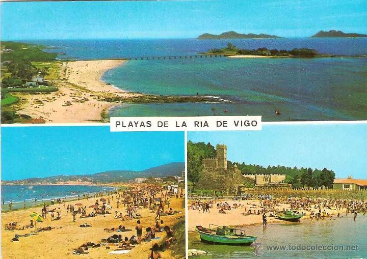 ria de vigo pontevedra playa de bao e isla  Comprar