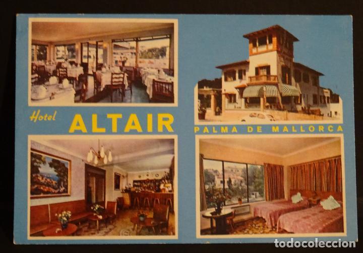hotel altair son armadams palma de mallorca postal sin circular