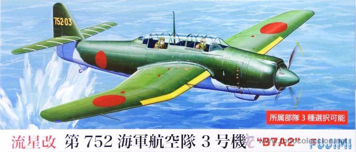 Resultado de imagen de Aichi B7A model kit