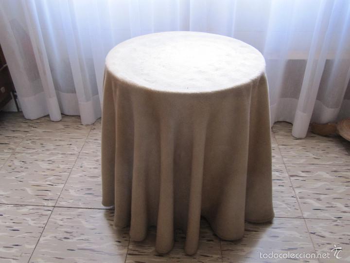 pequea mesa camilla con faldas altura 605 d  Comprar artculos de segunda mano de hogar y decoracin en todocoleccion  56953519