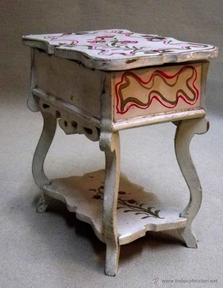 mobiliario casa de muecas mesa costurero de m  Comprar