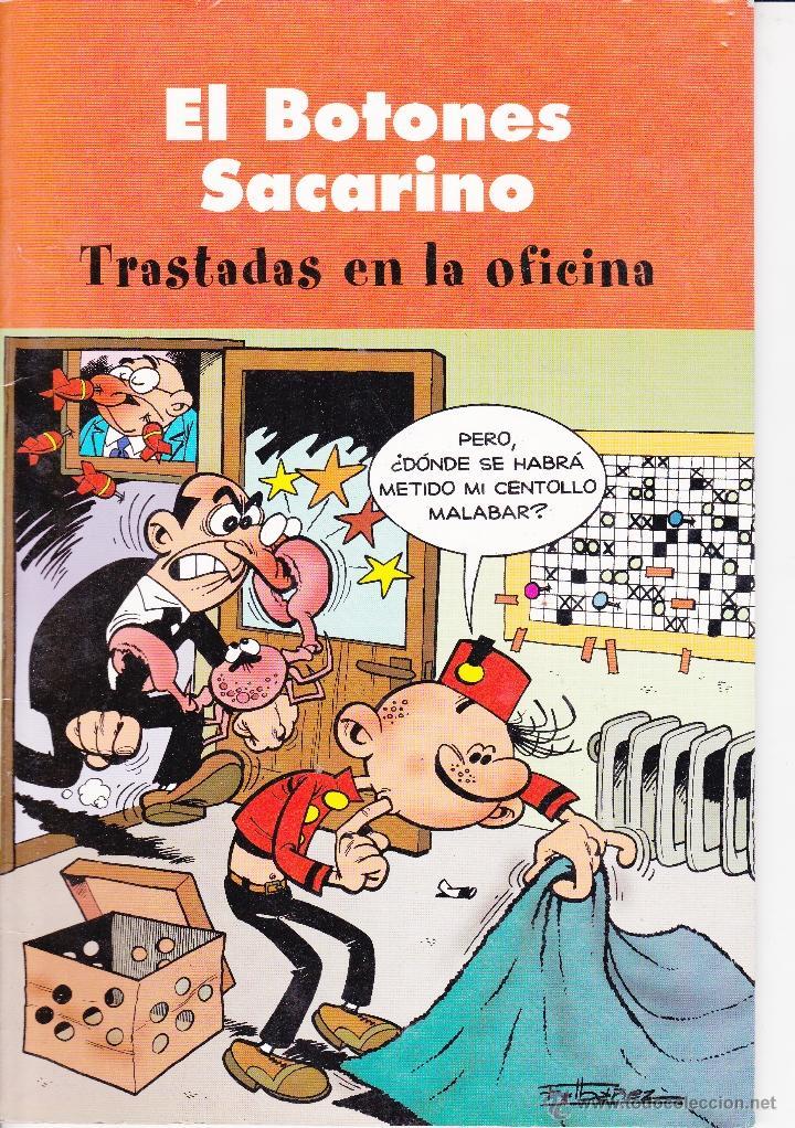 Image result for el botones sacarino