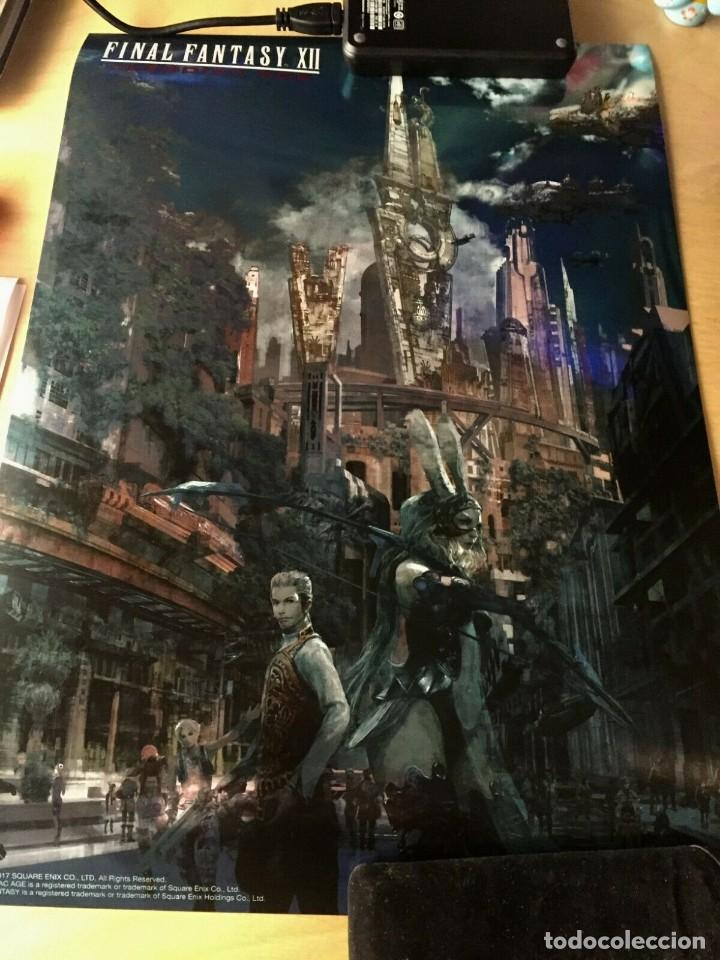 poster final fantasy xii