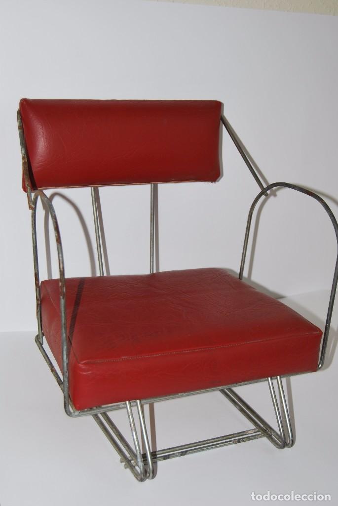silla infantil de barbera o bicicleta  estruc  Comprar en todocoleccion  76086915