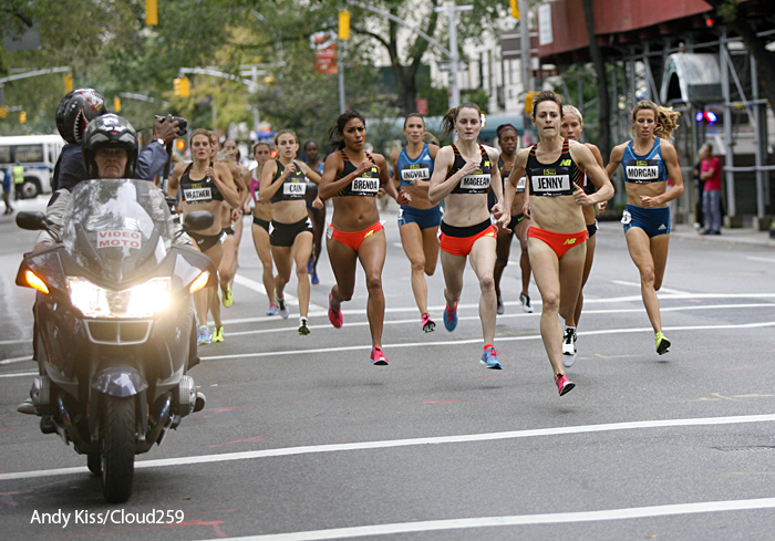 5th Ave Mile 2015 Women's