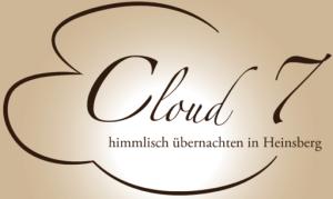 """Logo Appartementhaus """"Cloud 7"""""""