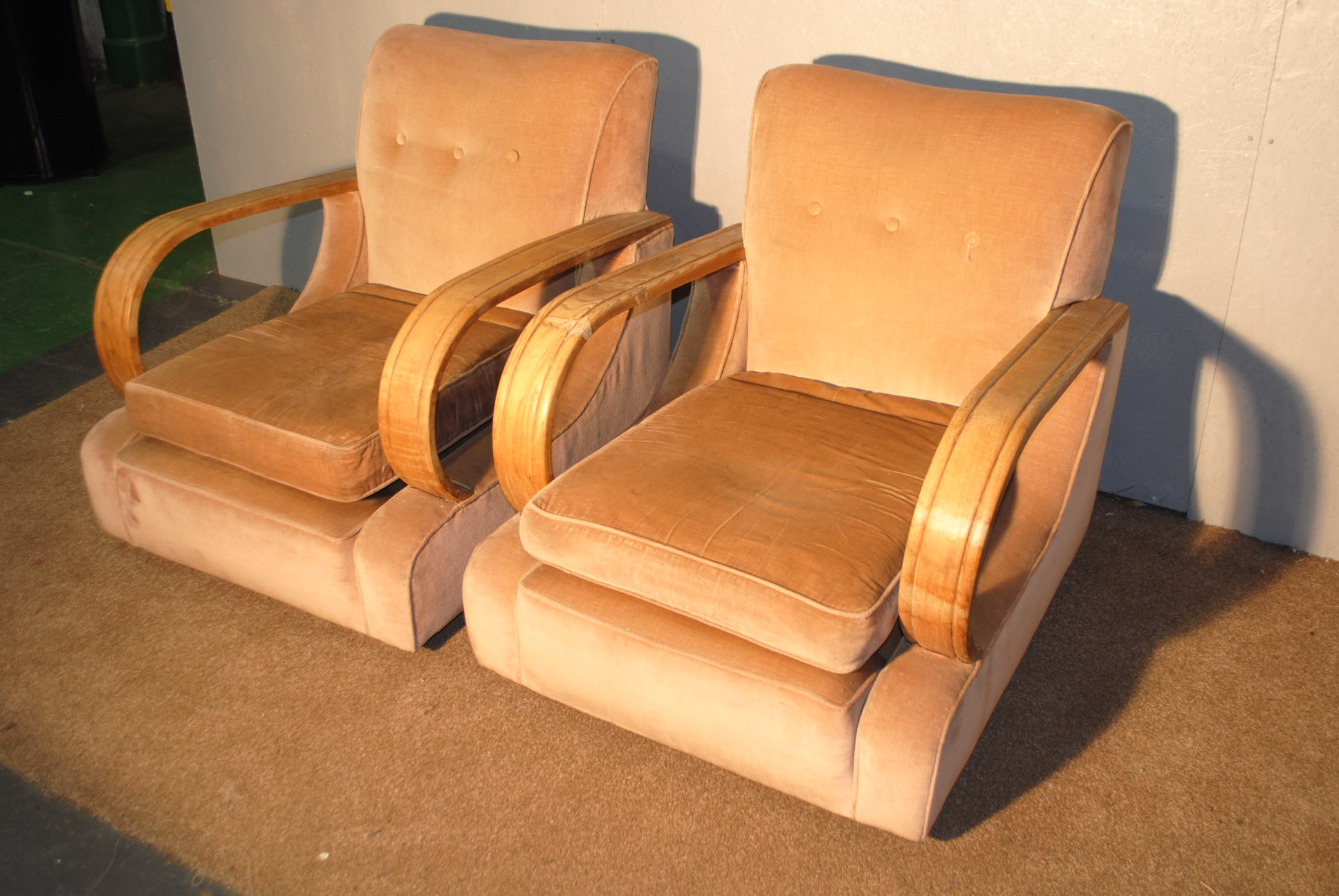 Artistic Chairs Art Deco Chairs Cloud 9 Art Deco Furniture Sales