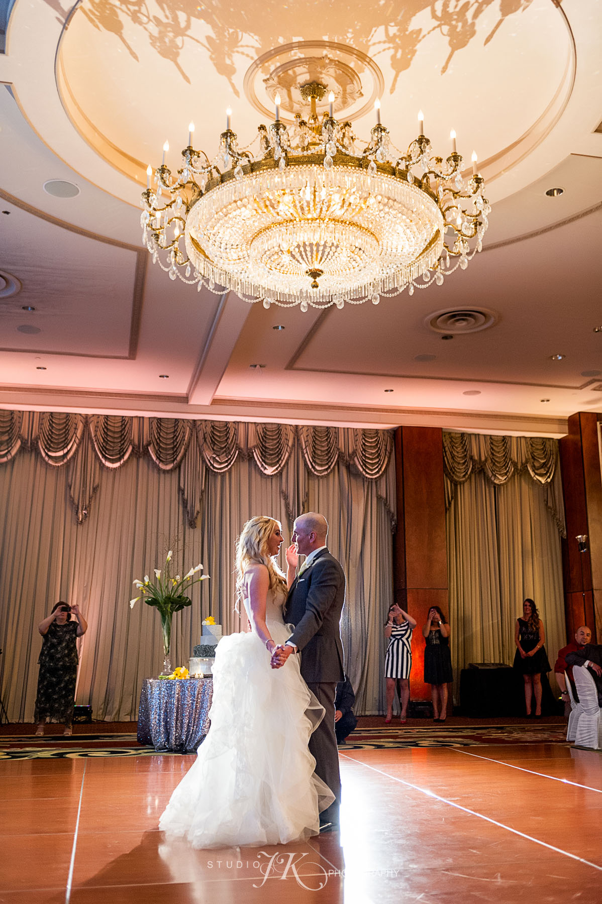 chair covers gray wooden doll high plans cloud 9 wedding at the brown palace hotel