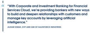 Salesforce Financial