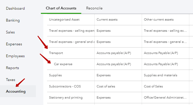 How To Import a Chart of Accounts into QuickBooks