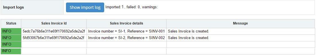 Sales Invoices   mwb-online co