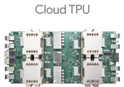Google Cloud TPU