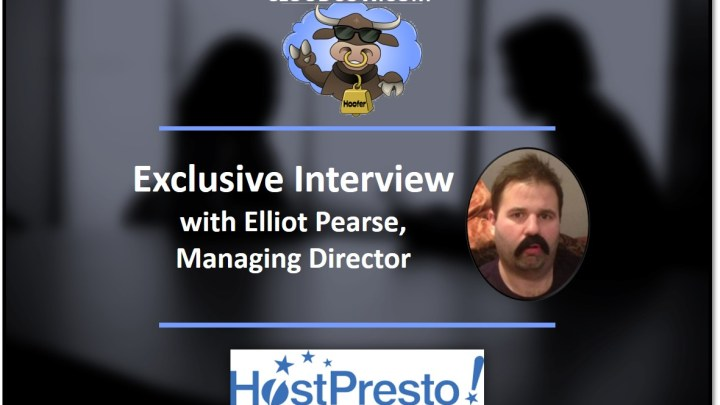 Q&A: Elliot Pearse Talks About HostPresto and What Makes a Good Web Hosting Company