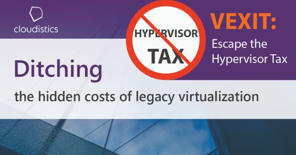 VEXIT: ESCAPE THE HYPERVISOR TAX