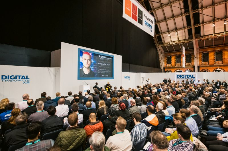 Cambridge Analytica Whistleblower, Christopher Wylie Kicks Off Day One at IP EXPO Manchester 2019