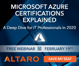 Microsoft Azure Certifications Explained – A Deep Dive for IT Professionals in 2020