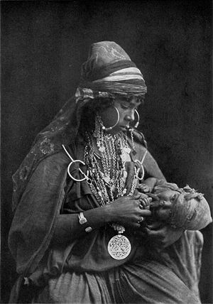 bedouin_mother