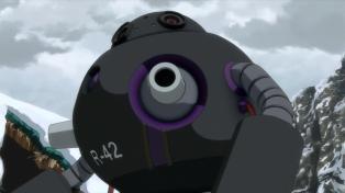 The Incredibles robot.