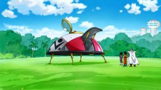 Why are Goku and Vegeta still hanging around?