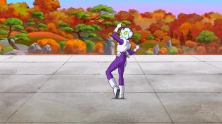 He would have loved the Ginyu squad.