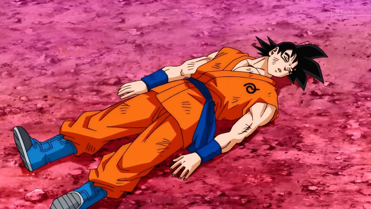 Dragon Ball Super 34  Clouded Anime