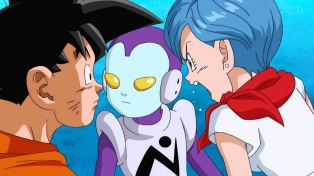 Jacco really deals well with Bulma.