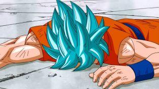 Half of Goku's life.