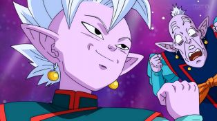 Dragon Ball Super - 040 - 06 Supreme Kai