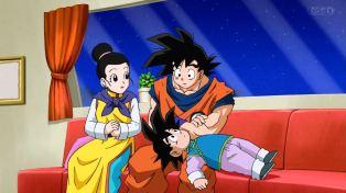 Dragon Ball Super - 043 - 05 Son Family